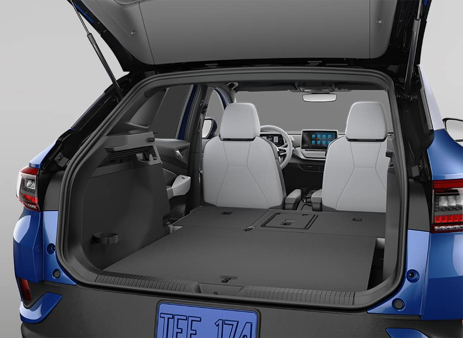 VW ID.4 Rear Hatch View