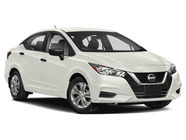 New 2020 Nissan Versa Sedan S FWD