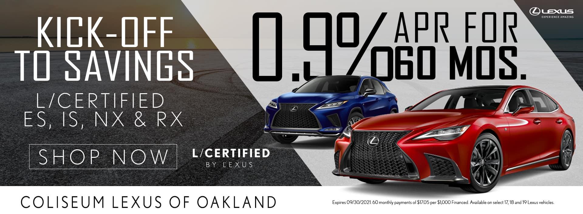 0.9% L-Certified