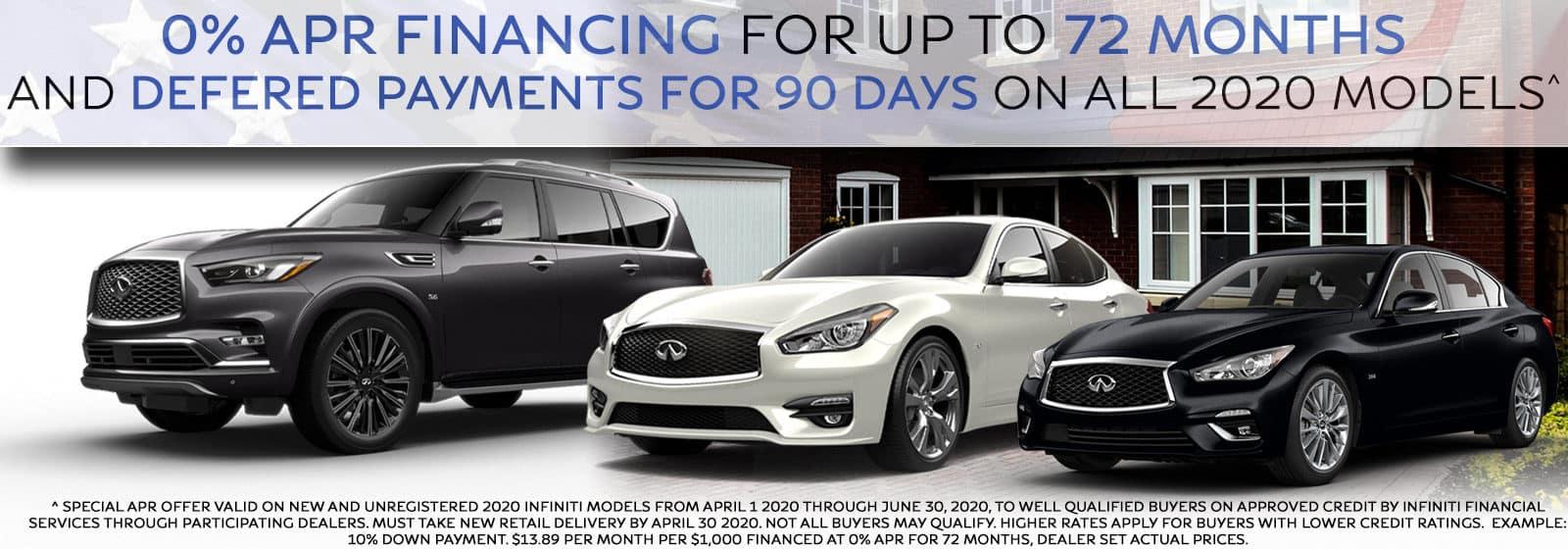 0% APR for 72 months. See dealer for full details.