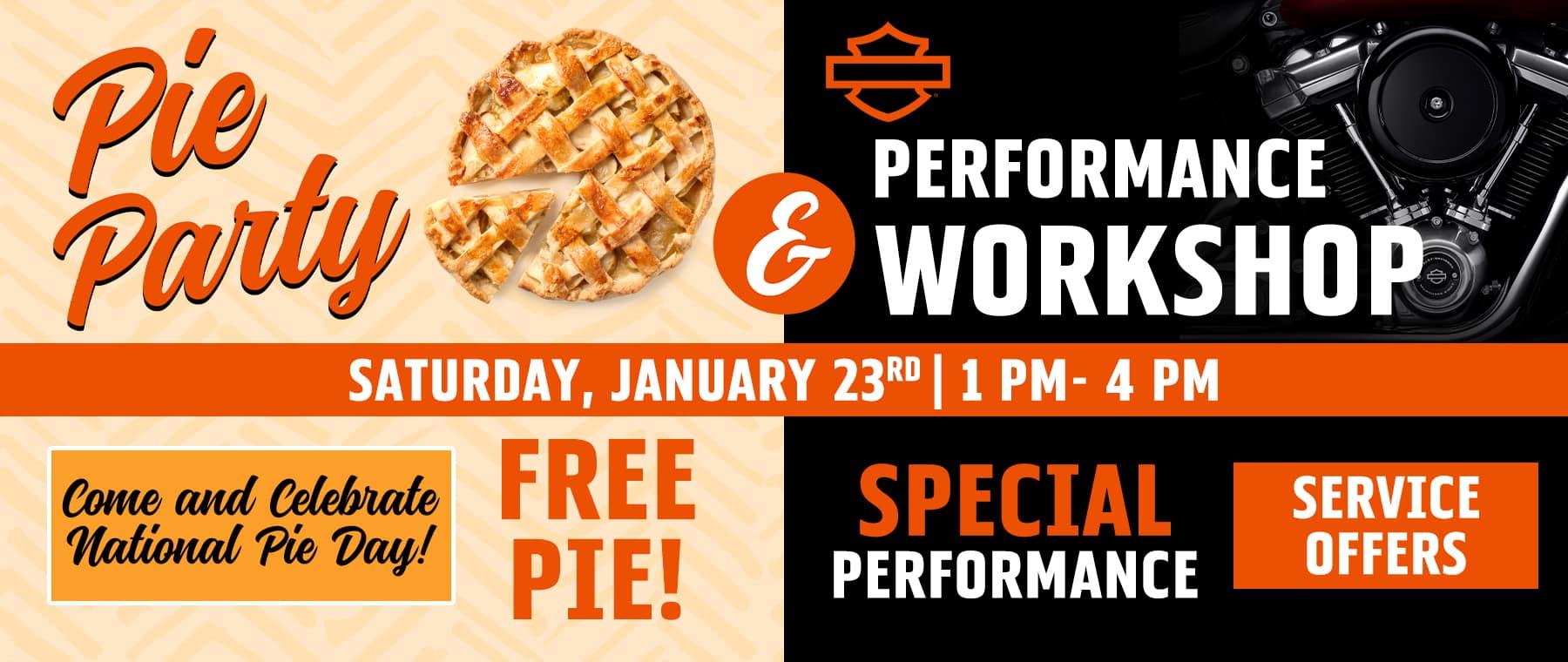 Pie Party & Performance Workshop_Slide
