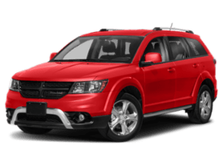 Red Dodge Journey