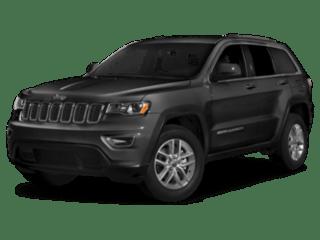 Black Grand Cherokee