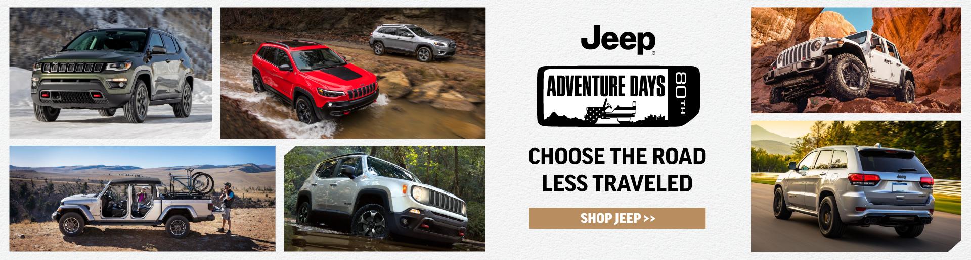 2020 Jeep Generic