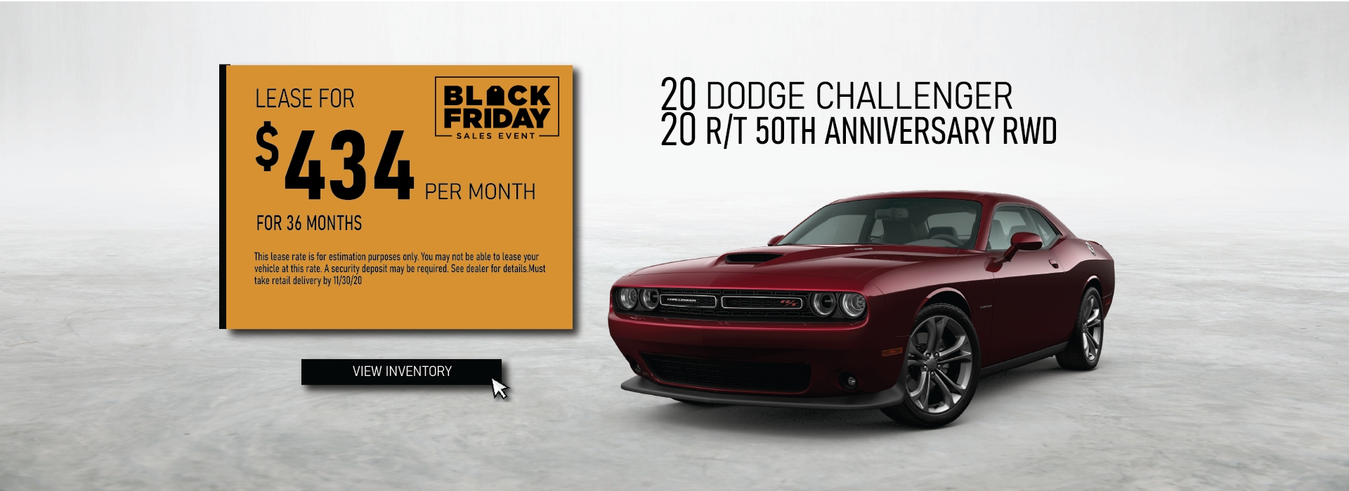Cullman – Dodge Challenger November