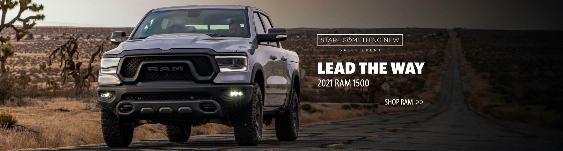 2021 Ram 1500 Generic- January 2021