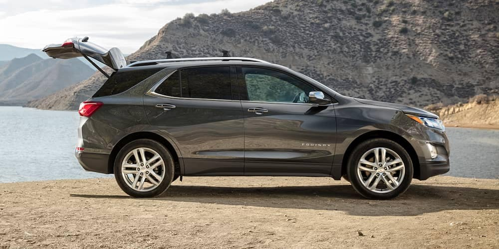 2019 Chevrolet Equinox Side View