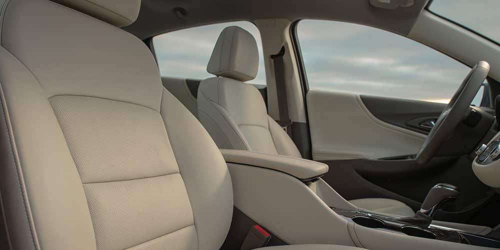 2019 Chevy Malibu Cabin