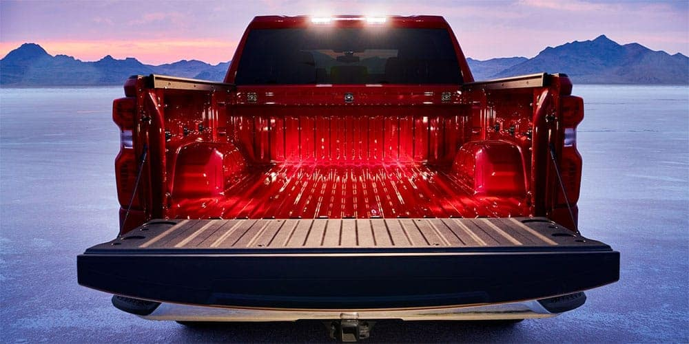 2019-Chevrolet-Silverado-Trunk