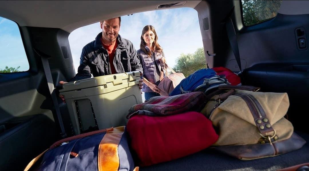 2019 Chevrolet Traverse cargo space