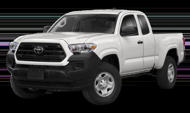2019 toyota tacoma silver white exterior