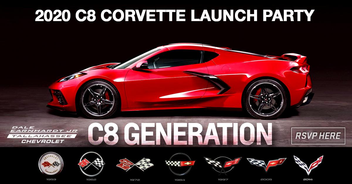 C8 Corvette Event