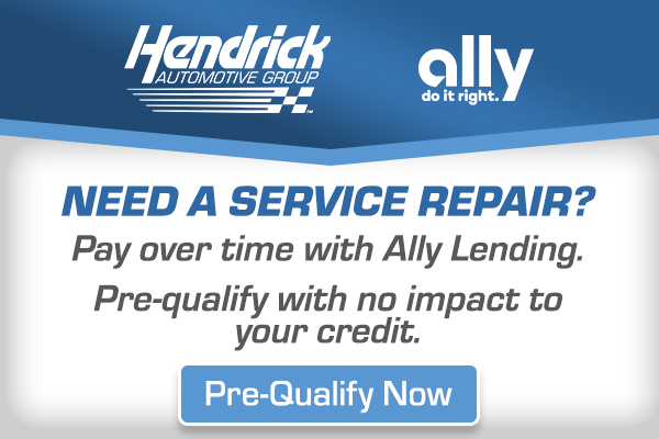 Service Financing with Ally Financial