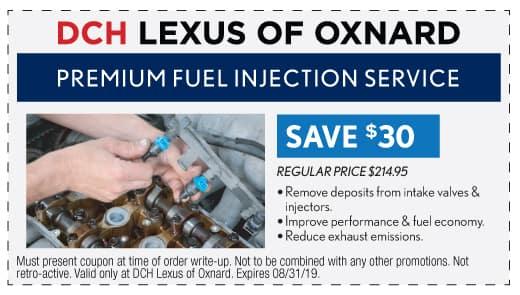 Premium Fuel Injection Service - Save $30