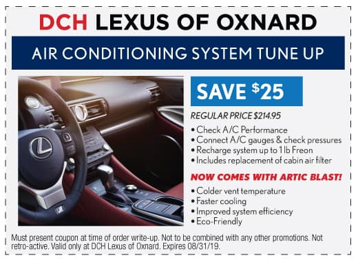 Air Conditioning System Tune Up - Save $25