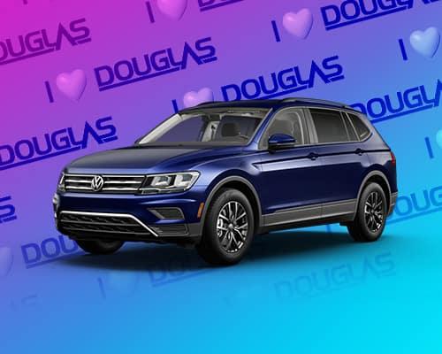 <center>2021 Volkswagen Tiguan S FWD W/3RD ROW</center>