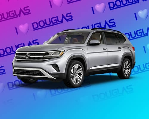 New 2021.5 Volkswagen Atlas SE TECH V6 4MOTION