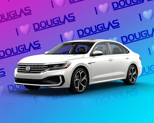 <center>2020 Volkswagen Passat R-Line</center>