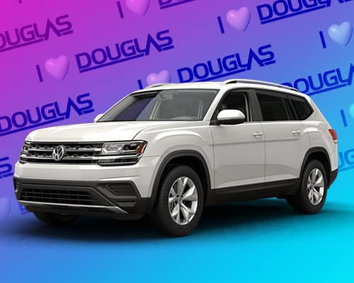 <center>2019 Volkswagen Atlas S 4 Motion</center>