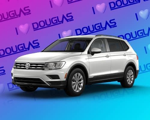 <center>2019 Volkswagen Tiguan S 4 Motion</center>