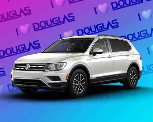 <center>2020 Volkswagen Tiguan S 4 Motion</center>