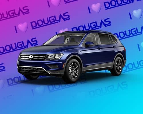 <center>2021 Volkswagen Tiguan S 4MOTION</center>