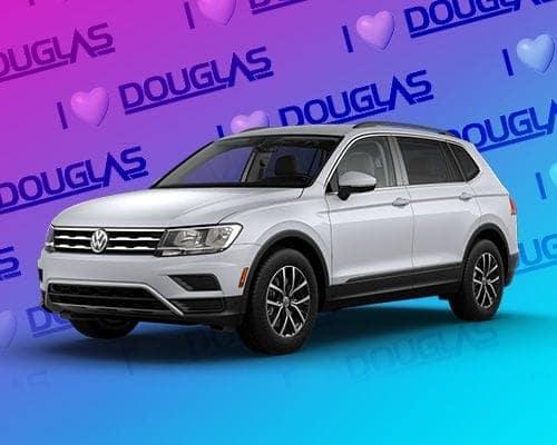 <center>2019 Volkswagen Tiguan SE 4 Motion</center>
