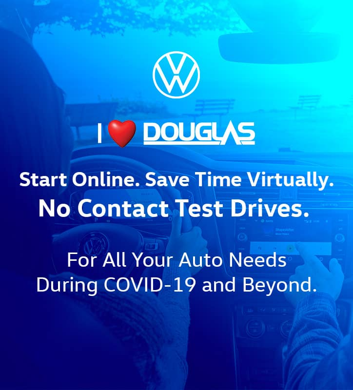 Start Online. Save Time Virtually. No Contact Test Drives.