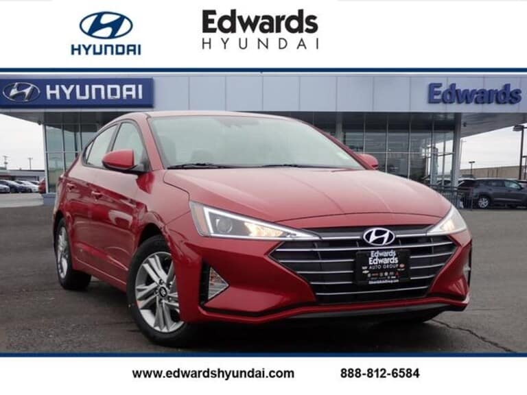 New 2020 Hyundai Elantra SE FWD 4D Sedan
