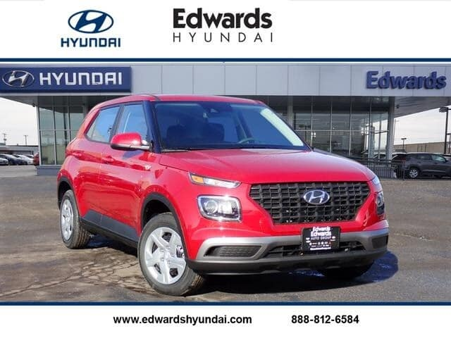 New 2020 Hyundai Venue SE FWD 4D Sport Utility