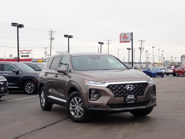 New 2020 Hyundai Santa Fe SE 2.4 FWD 4D Sport Utility