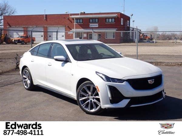New 2021 Cadillac CT5 Sport AWD