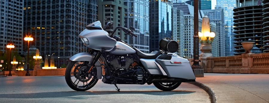 The 2020 Harley-Davidson Road Glide Special in Conyers is a popular touring model