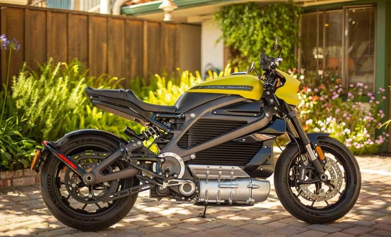 Georgia Review - 2020 Harley-Davidson LiveWire Electric