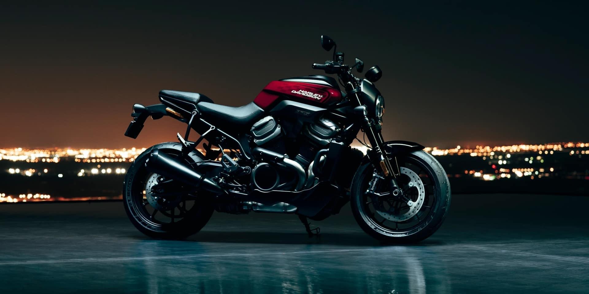 Get to Know the 2020 Harley-Davidson Bronx Near Loganville GA