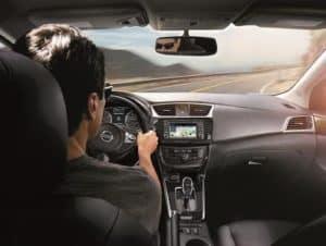 Nissan Sentra Tech