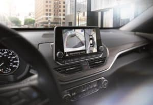 Nissan Altima Tech