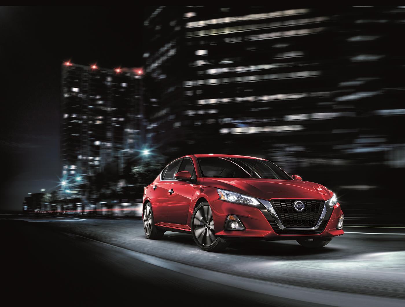 Nissan Altima Performance