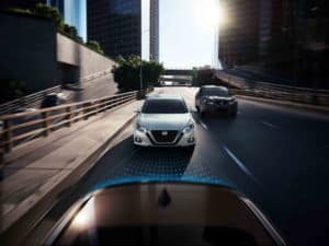 Nissan Altima Safety Technology
