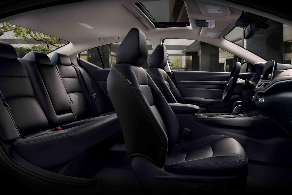Nissan Altima 2020 мощь плюс комфорт