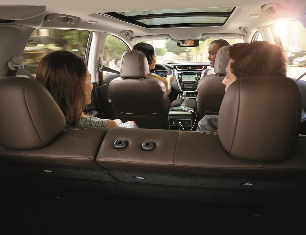 Nissan Murano Interior
