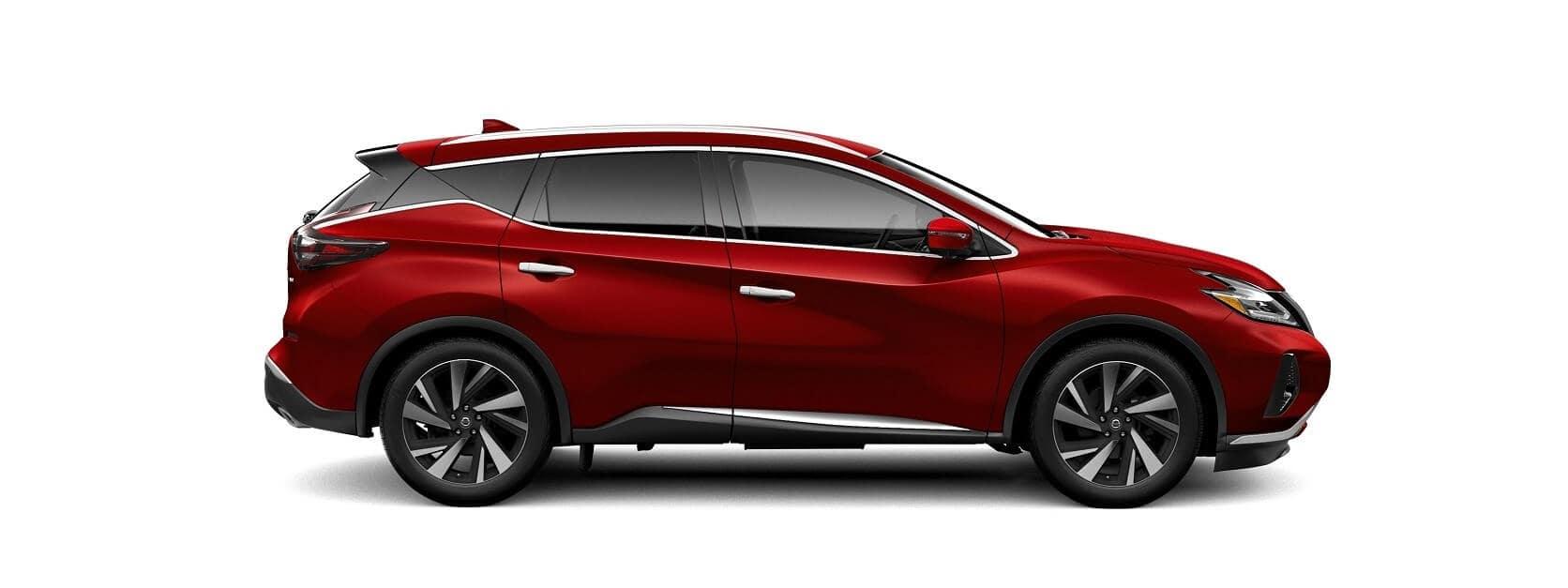 Nissan Murano Gas Mileage