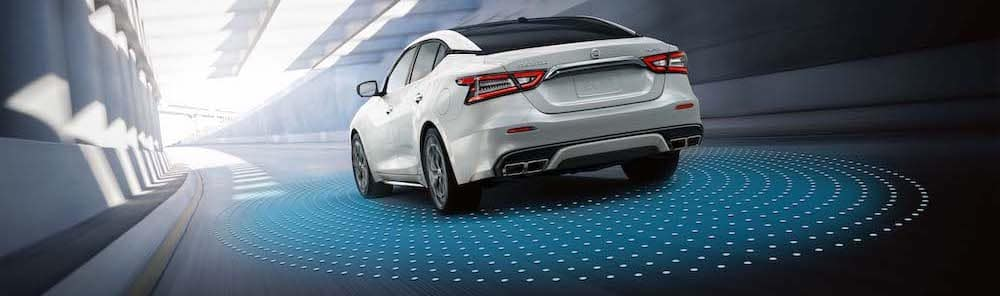 Nissan Maxima Safety Features