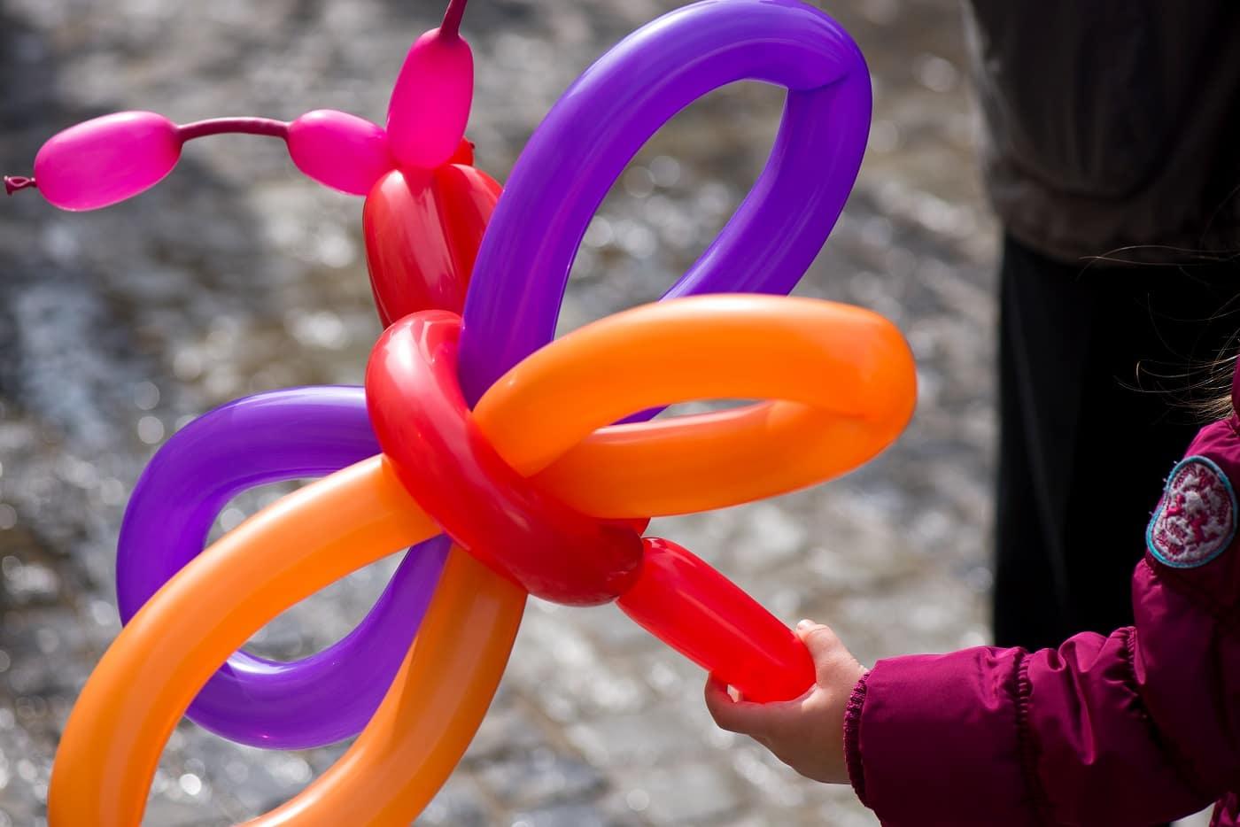 Ballon Sculpture