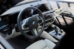 BMW Interior Features