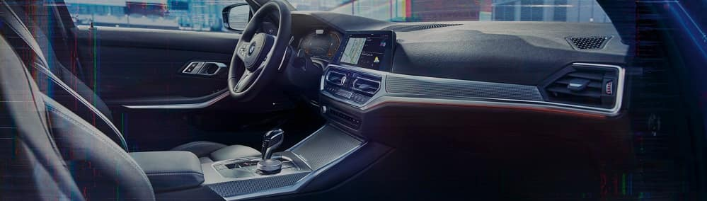 2020 BMW 3 Series Interior