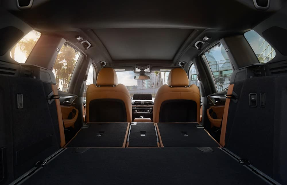 BMW X3 Dimensions