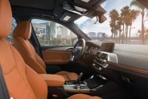 BMW X3 Interior Ephrata PA