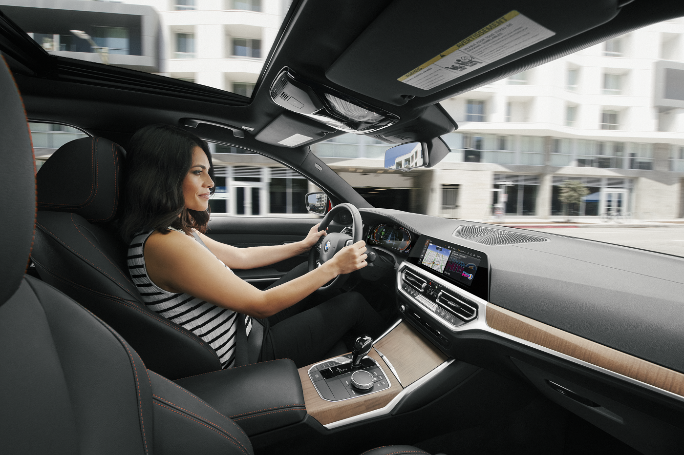 2020 BMW 3 Series Interior