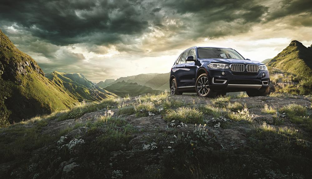 BMW X5 Performance